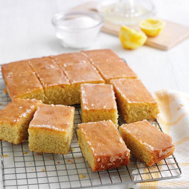 Lemon Drizzle Cake Recipe foto
