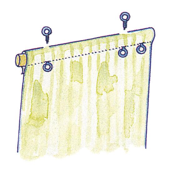 Роллы шторы сшить своими руками