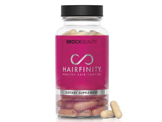 Hairfinity Healthy Hair Vitamins, £22
