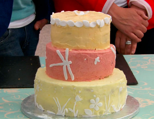 Best And Worst Wedding Cake Filling