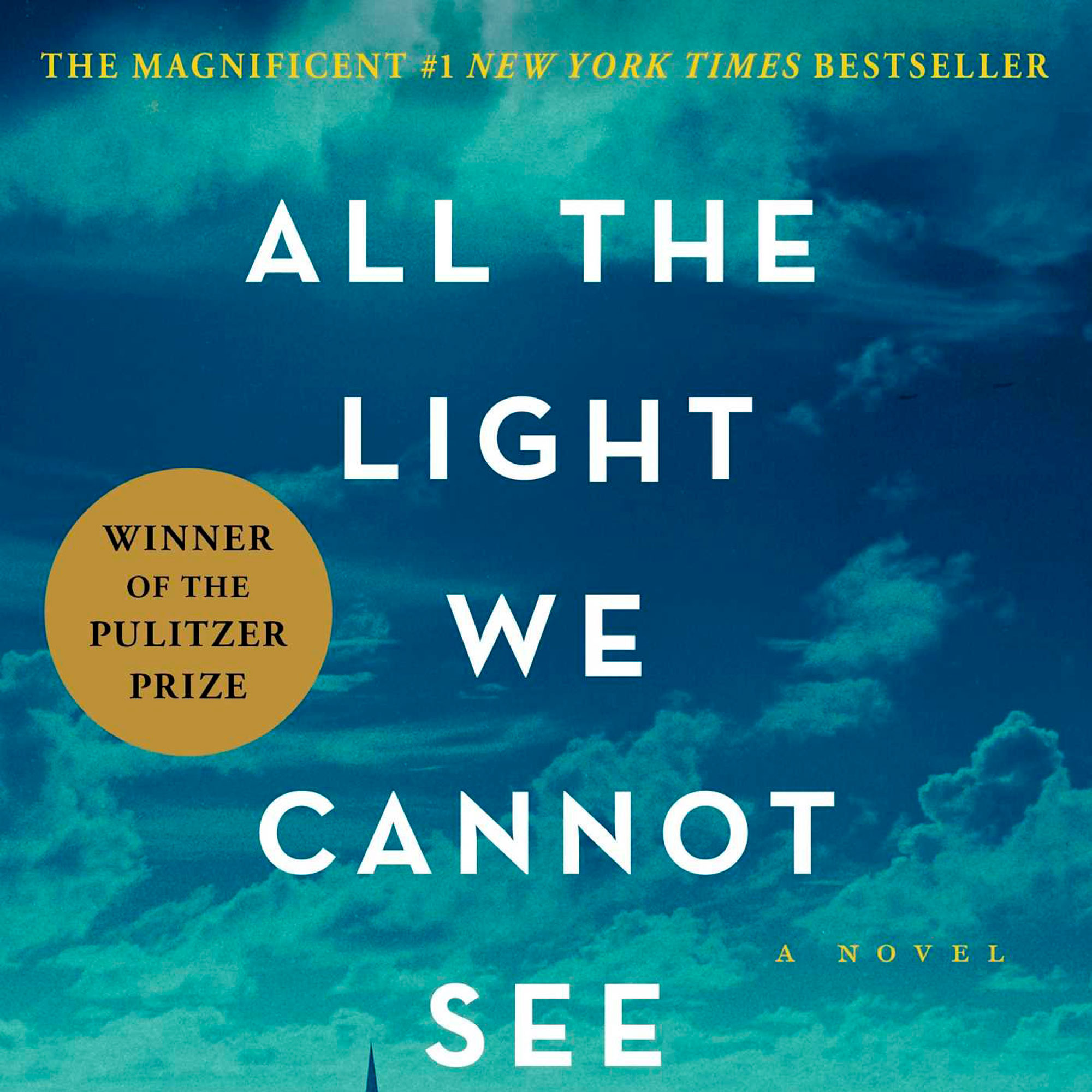 Novel All The Light All The Light We Cannot See Anthony Doerr