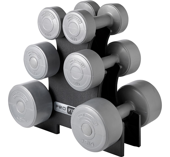 Davina Dumbbell Set: How To Build Muscle