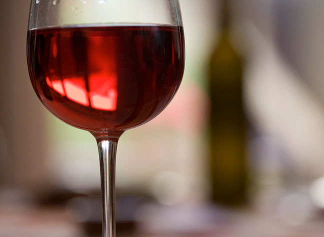 Image result for drink a limited amount of wine with low carb flour
