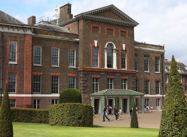 Kensington Palace Renovations Set To Make Way For Prince