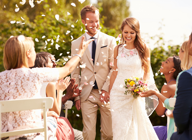 Wedding etiquette your questions answered woman and home Wedding guest dress etiquette uk