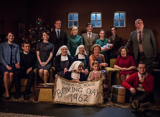 Call The Midwife Christmas Special.5 Things You Need To Know About The Call The Midwife