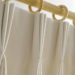 pinch pleat curtain - housetohome