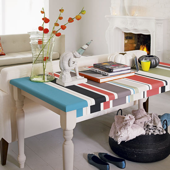 Diy Painting Kitchen Table And Chairs: Painting Furniture