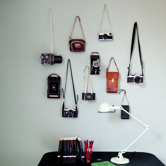 13 unusual things to hang on your wall