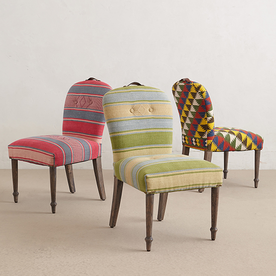 Anthropologie And Kit Kemp Exciting New Furniture And