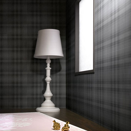Check wallpaper from gingham to plaid for Grey tartan wallpaper
