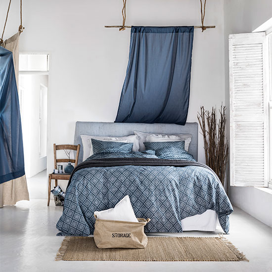 Blue bed linen ideal home housetohome amazing bedding sets