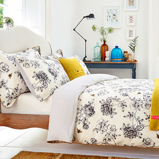 Country style bed linen ideal home housetohome amazing bedding sets