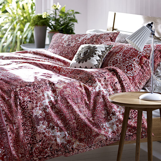 Paisley bed linen ideal home housetohome amazing bedding sets