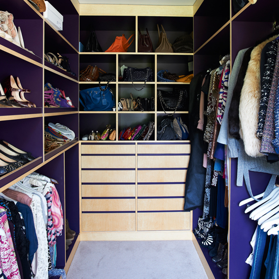 top tips for a walk in wardrobe project. Black Bedroom Furniture Sets. Home Design Ideas