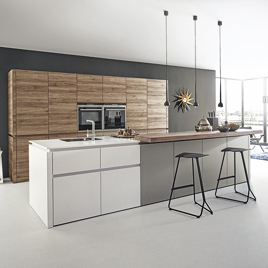 German kitchens to fall in love with for Modern german kitchen designs