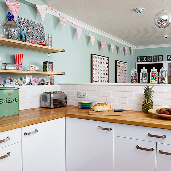 11 ways to make a white kitchen more interesting