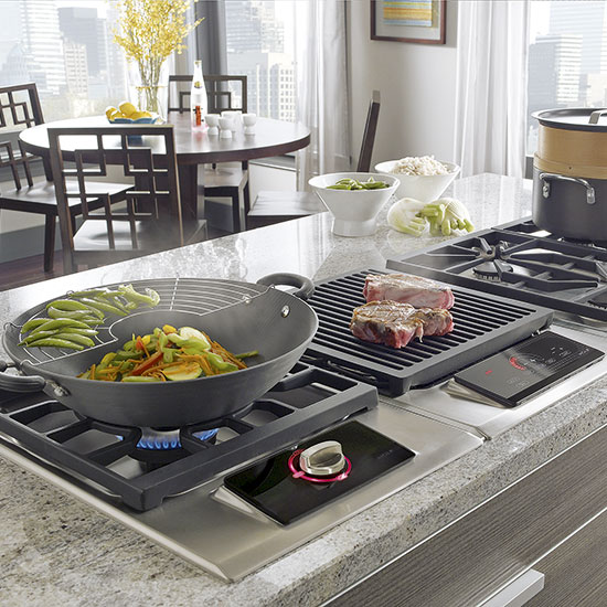 grills teppanyaki and hotplates cook like summer 39 s coming. Black Bedroom Furniture Sets. Home Design Ideas
