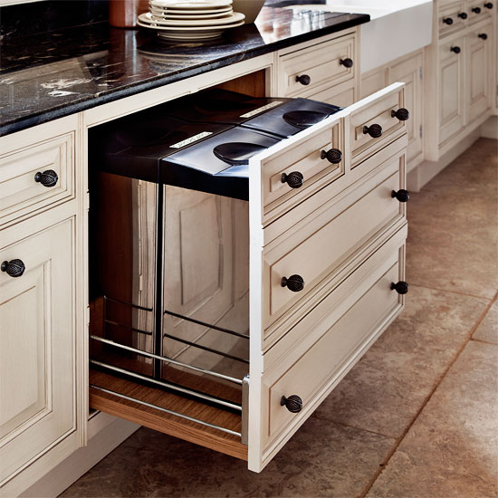 Kitchen Recycling Bins: The Best For Your Country Kitchen