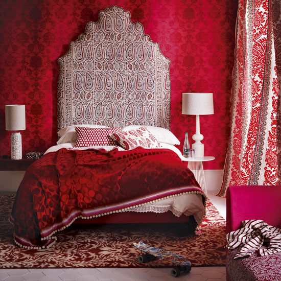 Red Decorating 5 On Trend Ideas