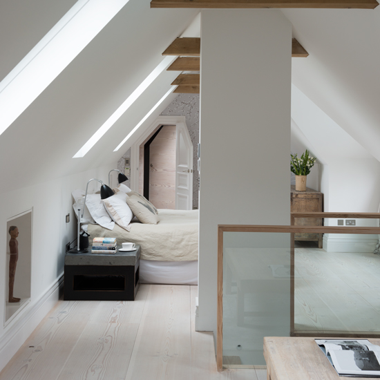 UK Loft Conversion 40 Rooms That Will Inspire Your Loft Conversion Delectable Loft Conversion Bedroom Design Ideas Minimalist