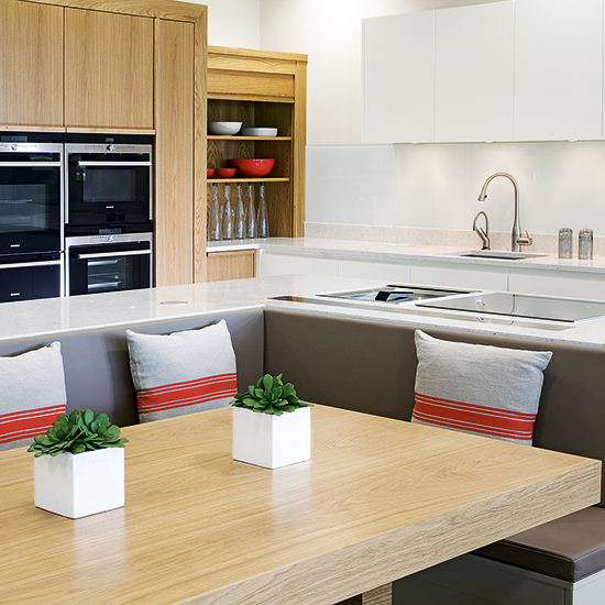 Kitchen Island With Booth Seating kitchen island with booth table ~ image furniture inspiration