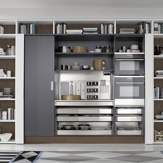 Six Stylish Kitchen Storage Solutions