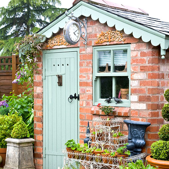 Best garden shed ideas garden for Best garden shed designs