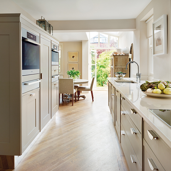 Create Space For The Open Plan Kitchen Of Your Dreams