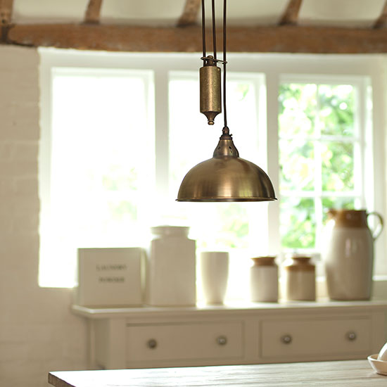 8 Pendant Lights To Brighten Your Country Kitchen