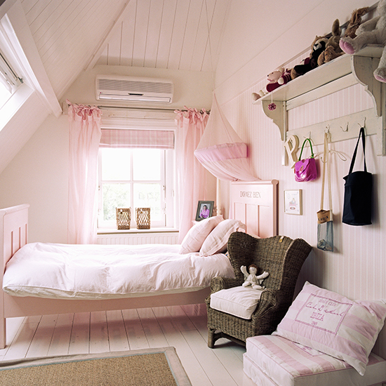 Girls Room: 7 Girls' Bedrooms Fit For A Princess
