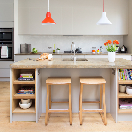 9 Standout Kitchen Islands