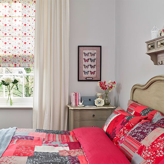 How Vibrant Colour Rescued A Bland Bedroom