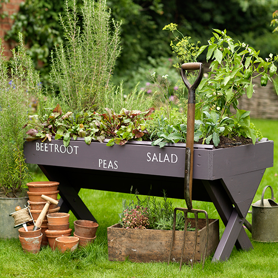 Vintage garden: 7 DIY vintage garden projects for Bank ...