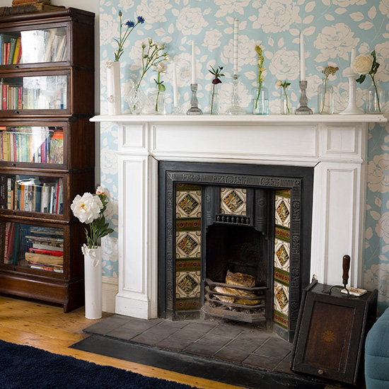 7 reasons to love living in a classic victorian terrace for Victorian corner fireplace