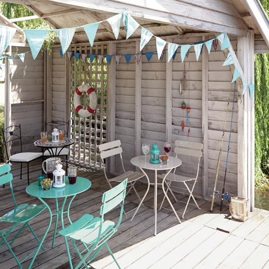 Family friendly garden furniture for the summer