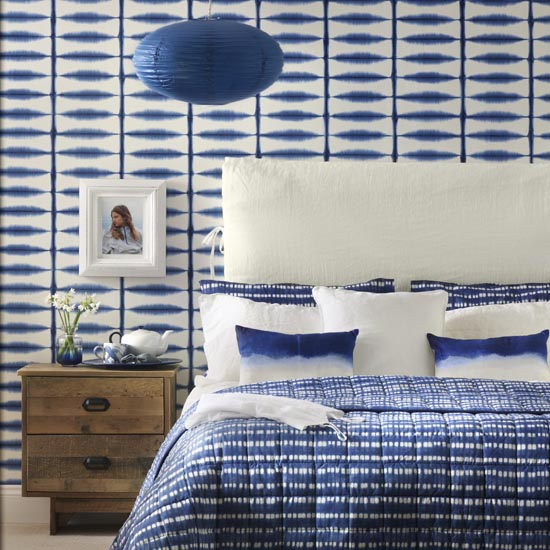 Blue And White Six Ways To Work This Classic Colour