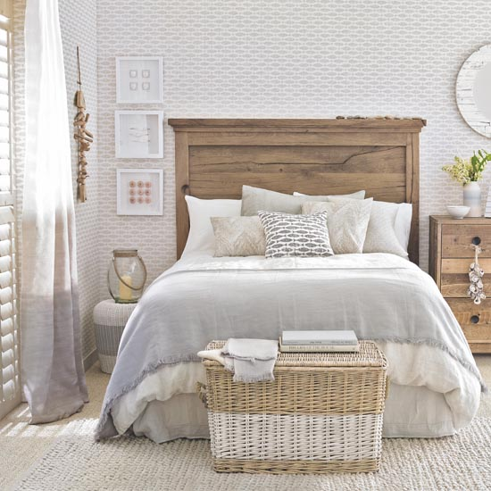 Summer bedroom style and design ideas for Bedroom decorating ideas uk