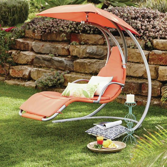 Stylish outdoor furniture for summer