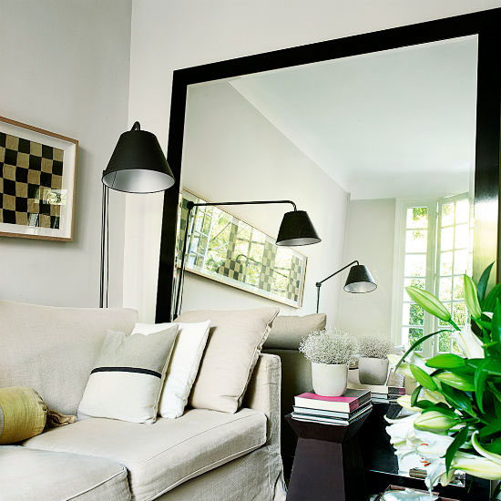 Decorate Small Homes With These Easy Tricks: Easy Tricks To Make Small Spaces Feel Bigger