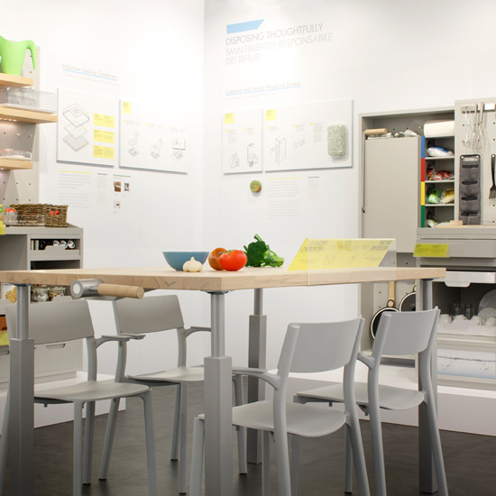 Ikea imagines the kitchen of the future