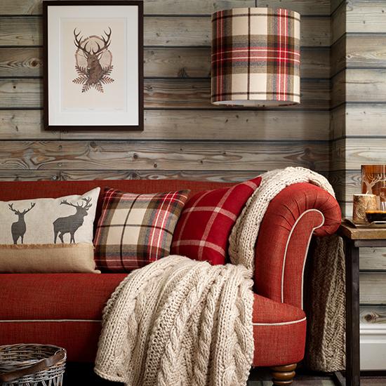 Gorgeous living room lighting for Tartan living room ideas