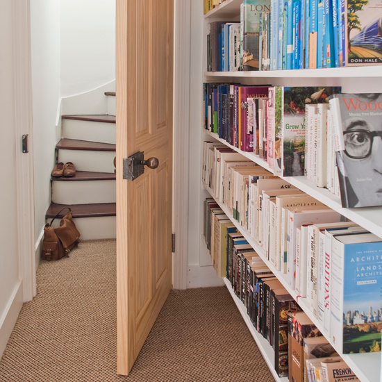 Wonderful Ways To Store Your Books