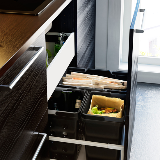 stylish storage ideas for kitchens