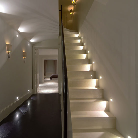 Lighting Basement Washroom Stairs: 10 Ways To The Hippest Hallway In The Hood