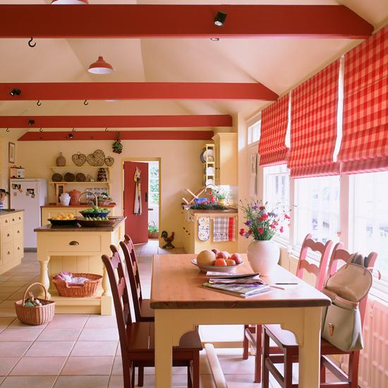 Fabulous Kitchen: 7 Fabulous Farmhouse-style Kitchens