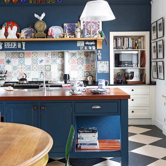 Embracing The Blue Kitchen: Reasons Why Blue Is The Hottest Colour For 2016