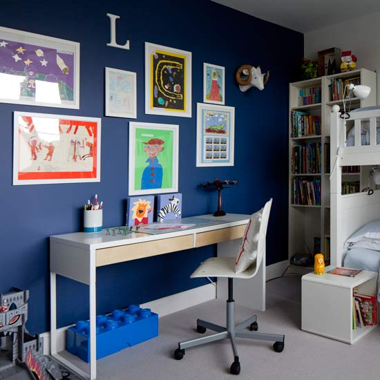 7 Amazing Colours For A Statement Wall With Wow