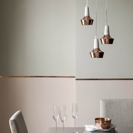 Sainsburys Homebase Ceiling Lights : The high street edit lighting