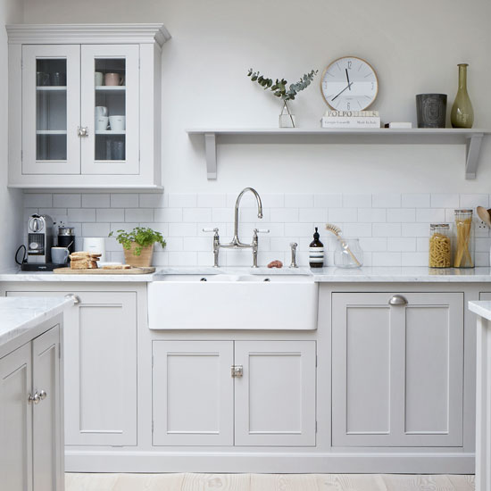 Kitchen Design Articles: Timeless Kitchen Looks